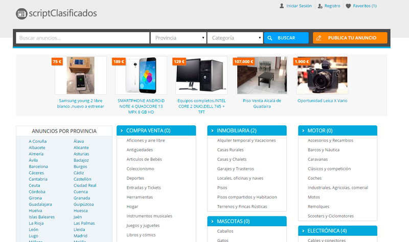 Segundamanonline anuncios clasificados gratis for Anuncios clasificados gratis